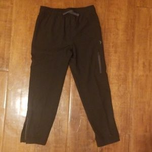 Old Navy Black Boys Active Jogging Pants